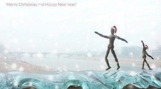 Wesołych Świąt i Szczęśliwego Nowego Roku z ARCHIGLASS, Merry Christmas and a Happy New Year!
