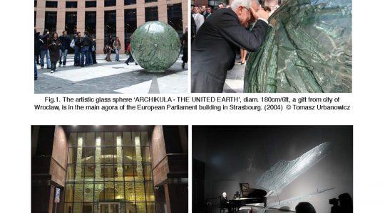 Dissertation by David Jones Llewellyn, Swansea University - Large scale three dimensional glass art by Tomasz Urbanowicz